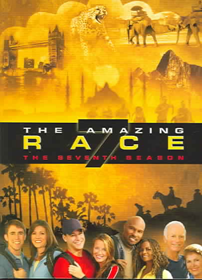 AMAZING RACE:SEVENTH SEASON BY AMAZING RACE (DVD)
